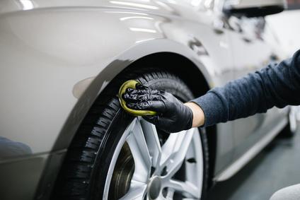 Dienstleistung Fahrzeugdetailing